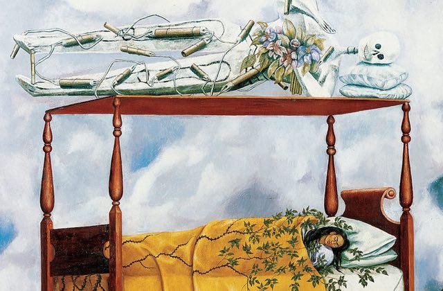 «Frida's Bed», l'histoire de Frida Kahlo par Slavenka Drakulic