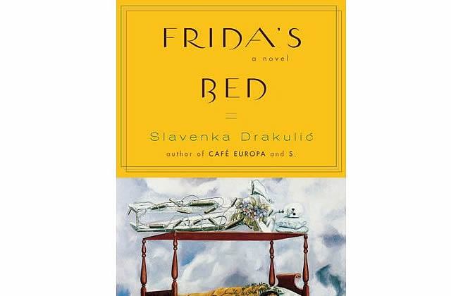 Frida's Bed, l'histoire de Frida Kahlo (Slavenka Drakulic)
