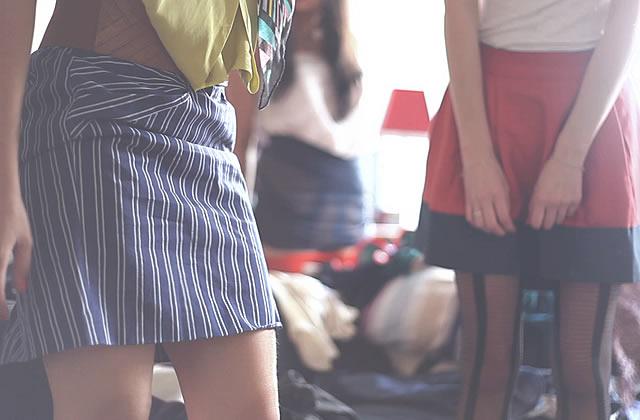 Sylvette, les jupes qui font tourner toutes les têtes