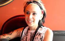 Kreayshawn, l'interview