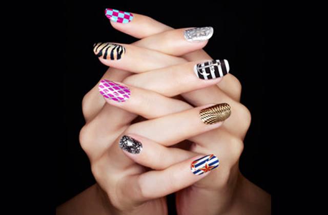 Les nail patchs, pratiques ou galère ?