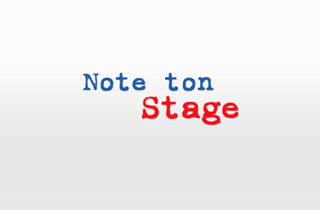 Note Ton Stage : encense ou démonte ton stage sur internet