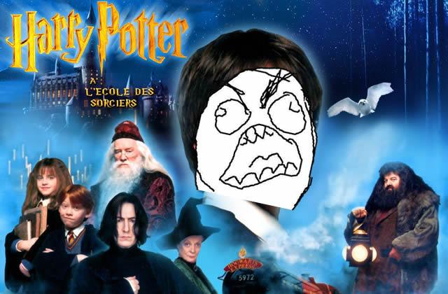 Pourquoi je n'aime pas Harry Potter