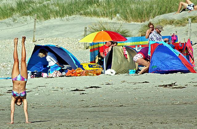 S'habiller en vacances #2 : le camping