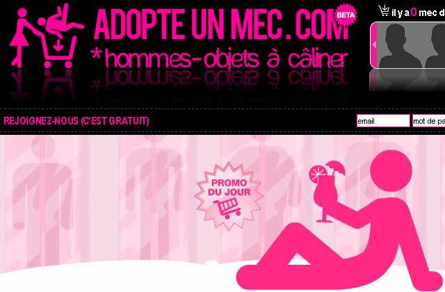 Ta mère sur AdopteUnMec !