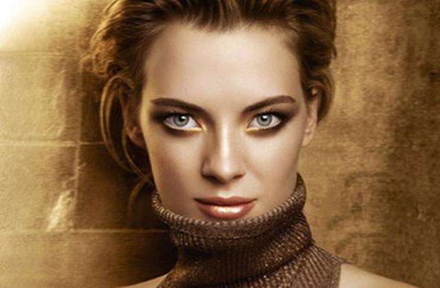 Maquillage métal chaud, une nouvelle tendance de l'été
