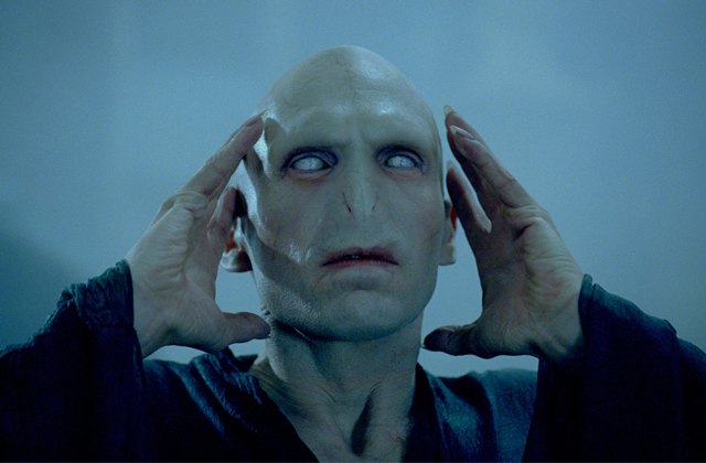 voldemort harry potter