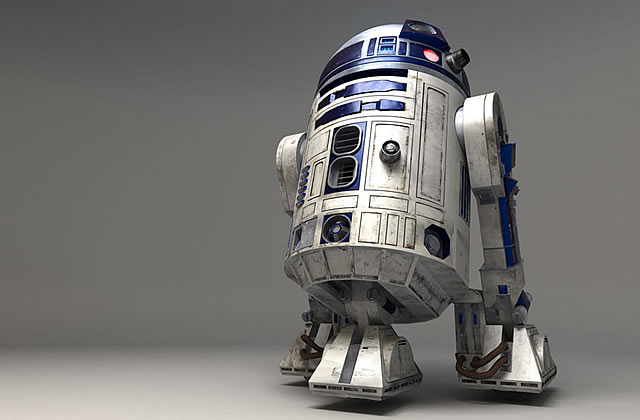 Happy Birthday R2D2 !
