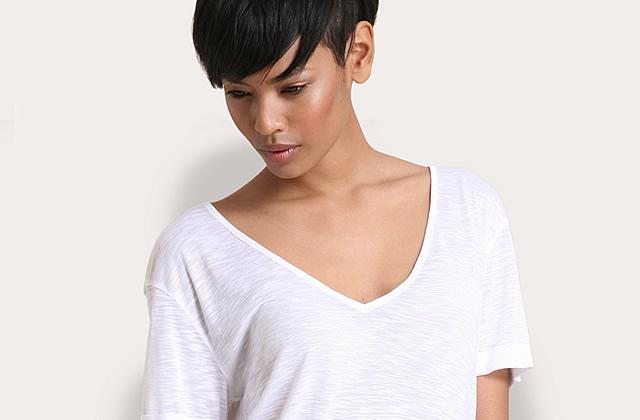 Comment porter le t-shirt blanc basique ?
