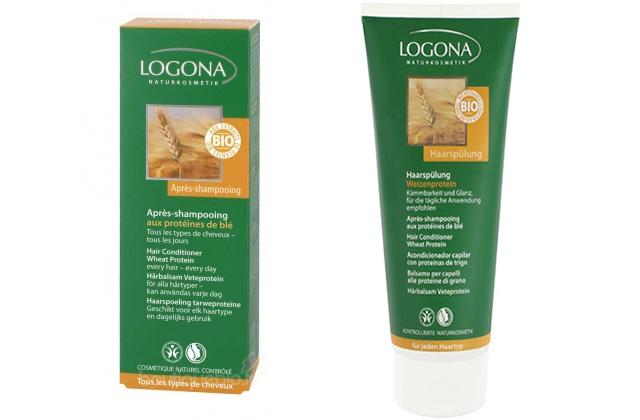 Après-shampoing Logona aux protéines de blé : le test