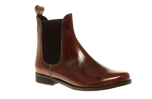 Les bottines à élastique, tendance chaussures de l'automne 2011