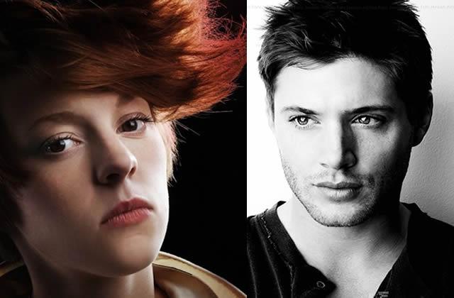 Les Fantasmes de la Semaine : Elly Jackson (La Roux) et Jensen Ackles