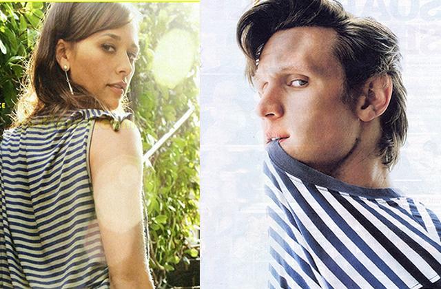 Les Fantasmes de la Semaine : Matt Smith et Rashida Jones
