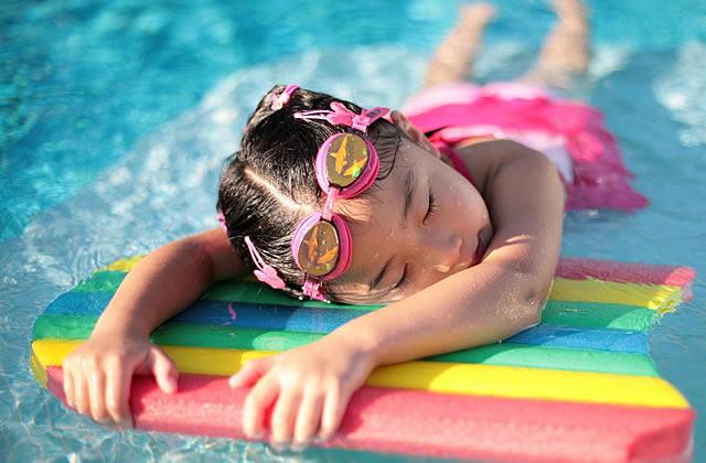 La piscine – Chroniques de l'Intranquillité