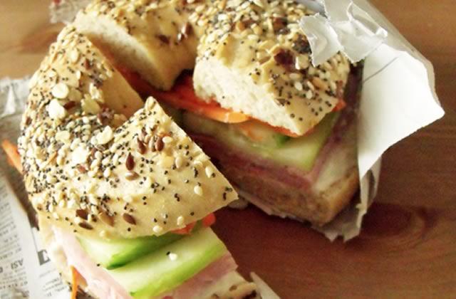 Recette du bagel Vietnamien : le banh-mi