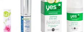 Sélection de contours des yeux hydratants