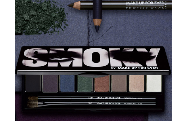 Smoky, la Collection automne 2011 Make Up For Ever