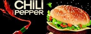 Red Chili Pepper de chez Mc Donald's : le test