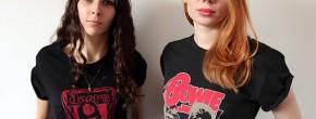Des t-shirts The Doors et David Bowie chez Zara