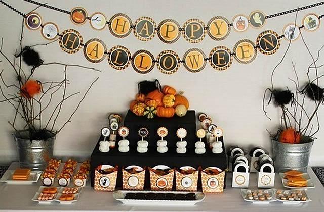 Decoration D Halloween A Faire Sois Meme Id Es De D Coration Et De Mobilier Pour La Conception