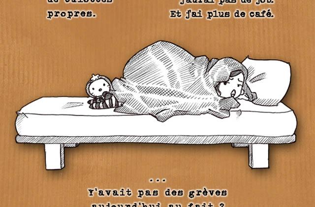 Le dessin de Nepsie #7 : toutes les excuses sont bonnes