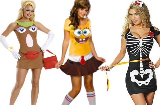 Halloween : 15 costumes sexy mais carrément interdits