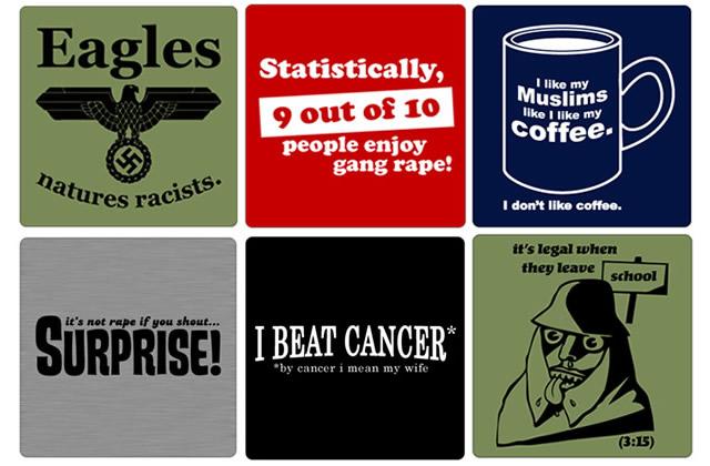 Jamrags et ses t-shirts subversifs