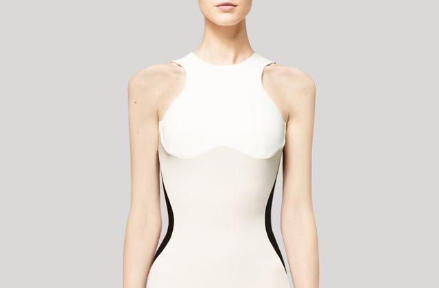 La robe trompe l'oeil de Kate Winslet – Le même en moins cher