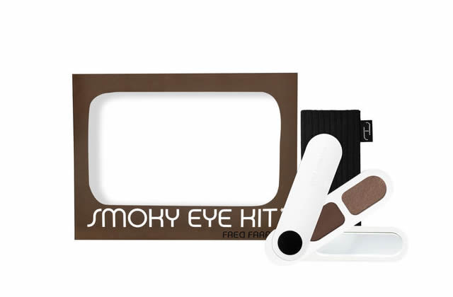 Smoky Eye Kit de Fred Farrugia : le test