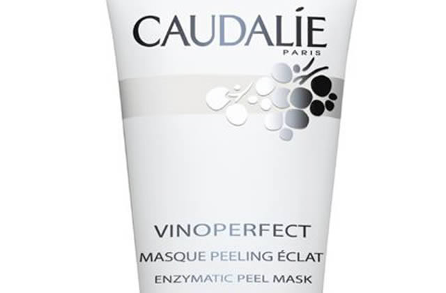 Masque peeling éclat Vinoperfect de Caudalie : le test