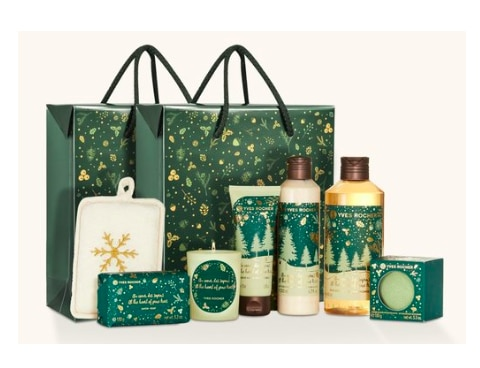 yves rocher collection noel