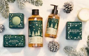 collection Noël 2019 Yves Rocher