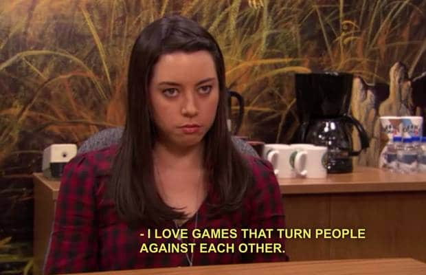 april parks and recreation