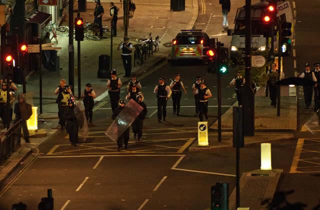 Reportage : ce que la jeunesse londonienne pense des émeutes de cet été