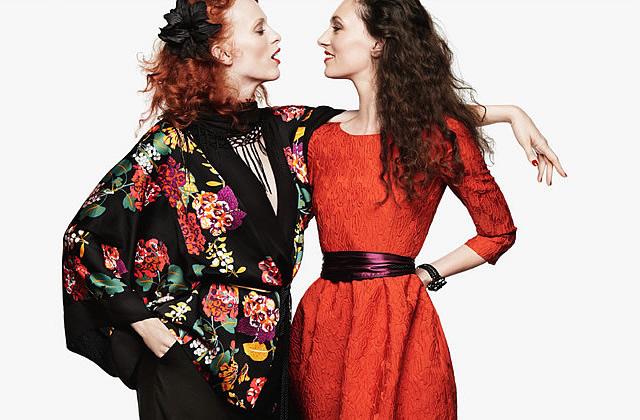 H&M, la collection spéciale fêtes 2011