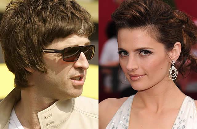 Les fantasmes de la semaine : Noel Gallagher et Stana Katic