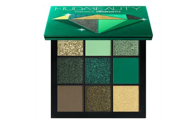 Palette Emerald Obsessions Huda Beauty