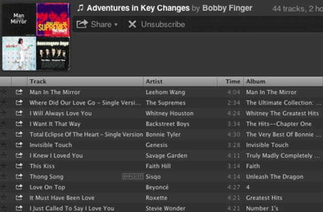 Tumblr de la Semaine : SpotiFYI, le best-of des playlists Spotify