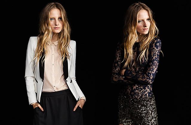 La Collection Evening 2011 de Zara