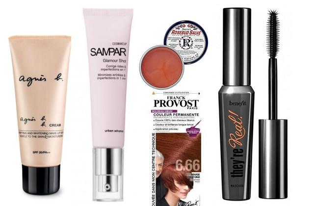 Bilan Beauté 2011 – Nos 10 produits indispensables