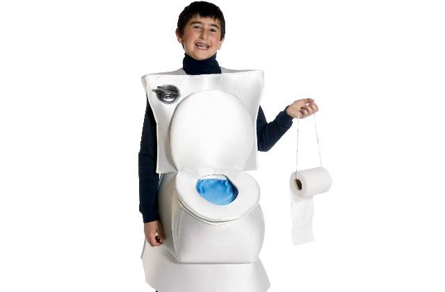 Le Costume Toilettes – Idée Cadeau pourrie #13