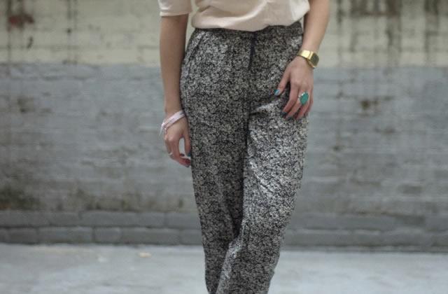 Comment porter des pantalons de pyjama dans la rue ?
