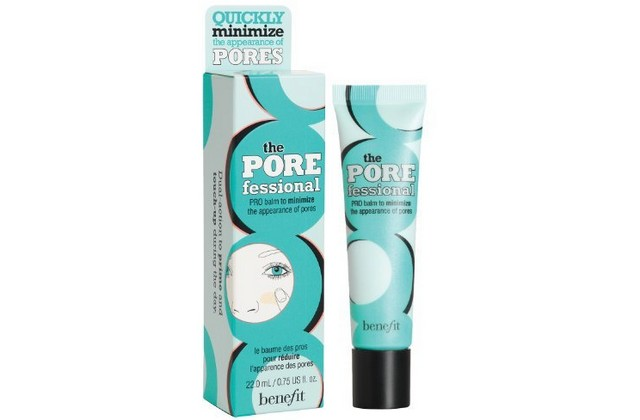 The POREfessional de Benefit – le test