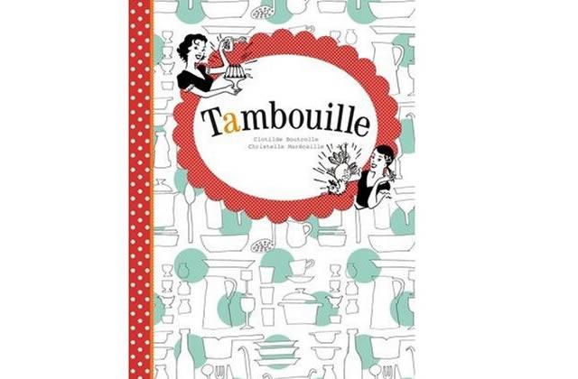 Le livre Tambouille – Idée cadeau cool #4