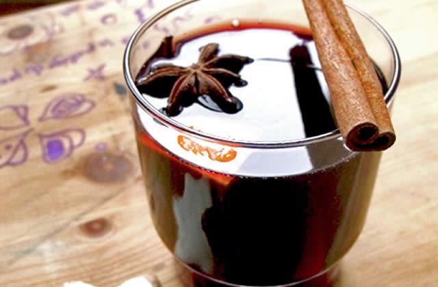 Recettes des Zimtsterne et du vin chaud