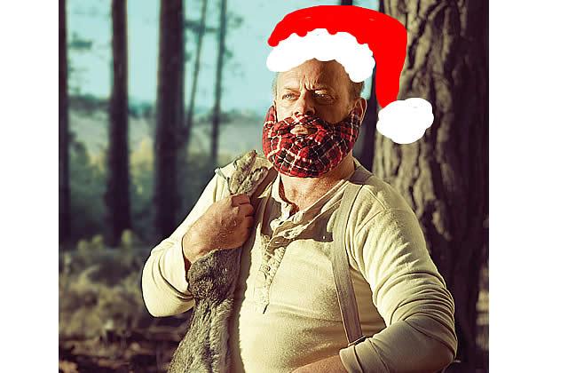 On a relooké le Père Noël