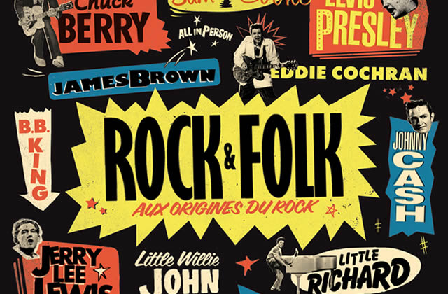 La compil' Rock & Folk, aux origines du Rock – Idée cadeau cool #10