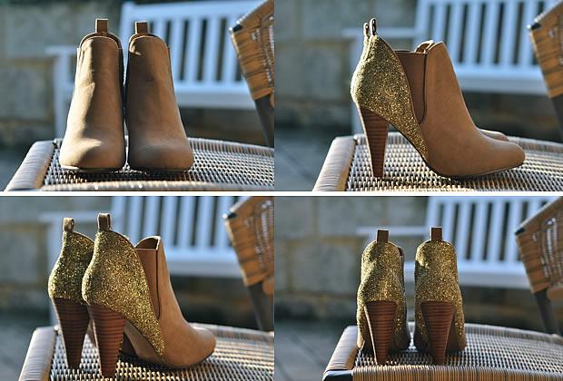 en soldes 83026 d6805 DIY chaussures à paillettes - madmoiZelle.com