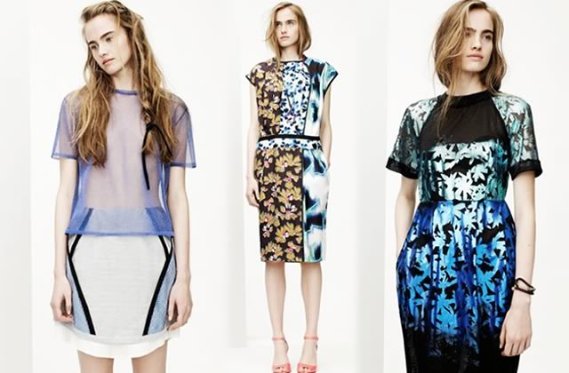 Asos : la collection Printemps/Été 2012