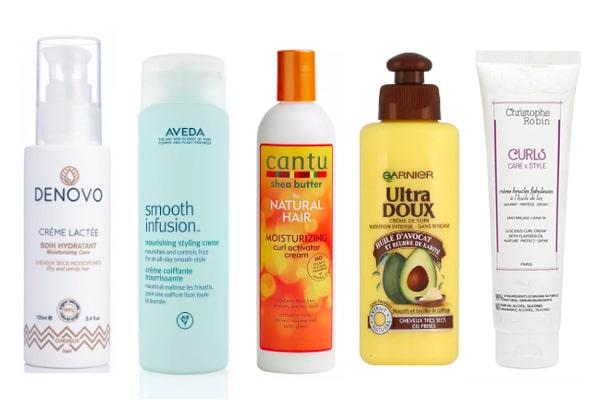 crème de jour cheveux sélection